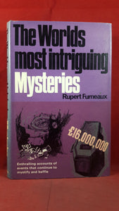 Rupert Furneaux - The World's most intriguing Mysteries, Odhams Books, 1965