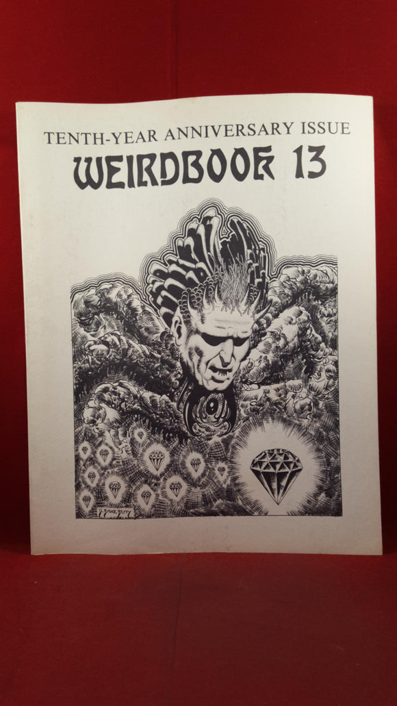 W Paul Ganley - Weirdbook 13, Tenth-Year Anniversary Issue, Correspondence