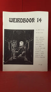 W Paul Ganley - Weirdbook 14, 1979