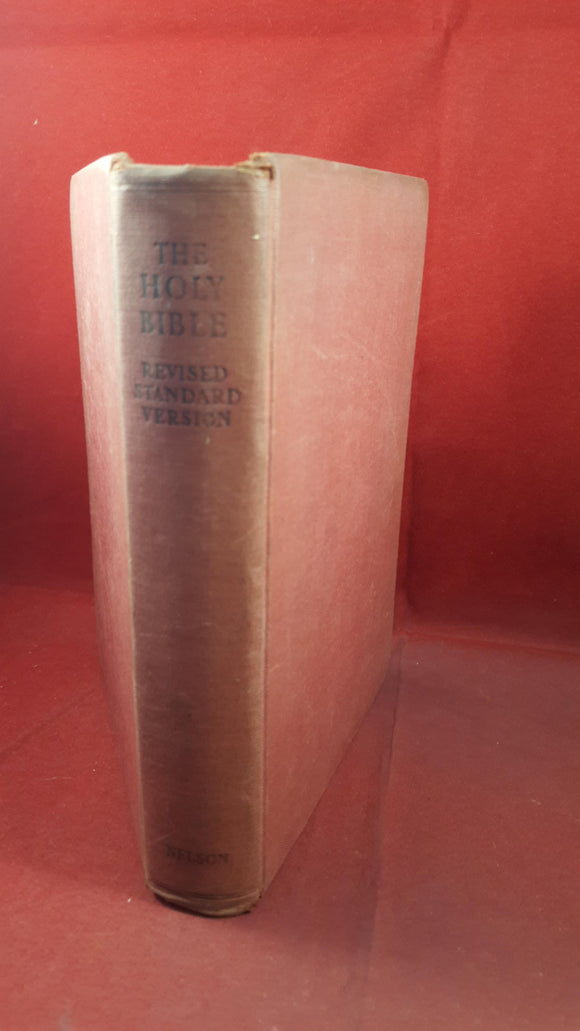 The Holy Bible, Revised Standard Version, 1952, Thomas Nelson