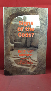 Erich von Daniken - Signs of the Gods? Souvenir Press, 1980, First Edition