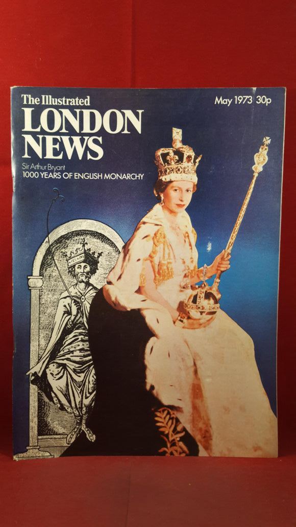 The Illustrated London News Number 6898 Volume 261 May 1973