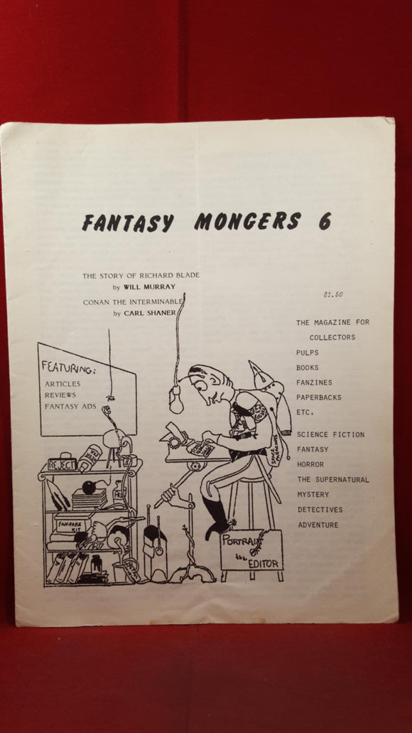 Fantasy Mongers Number 6  1983