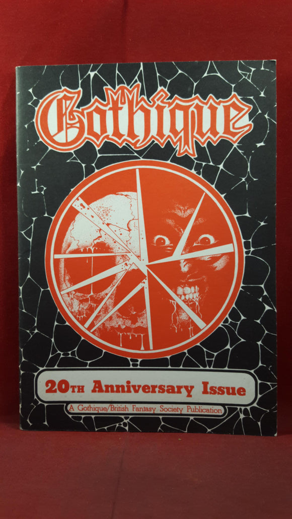 Gothique 20th Anniversary Issue July 1985, One-off special issue, British Fantasy No. 8