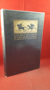 James Branch Cabell - Figures Of Earth, John Lane, 1925, First GB Illustrated Edition