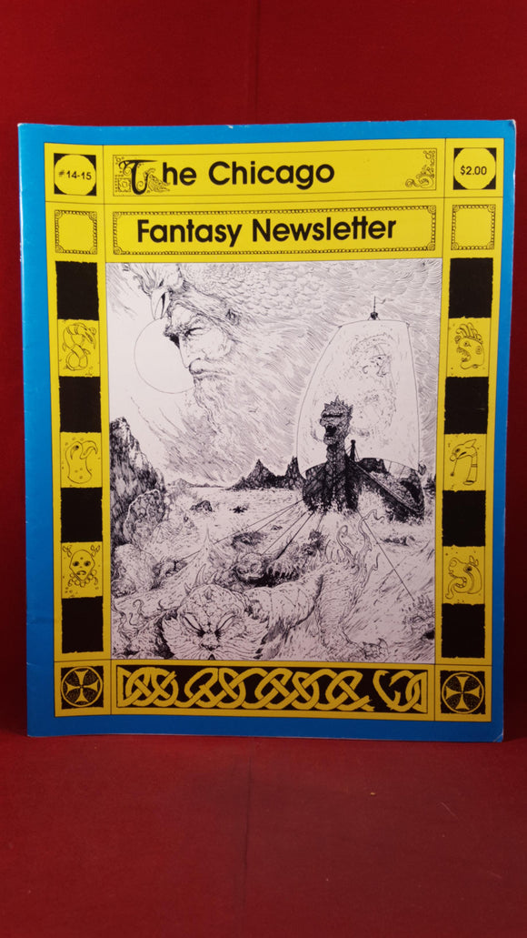 The Chicago Fantasy Newsletter Number 14-15 February 1981-May 1981