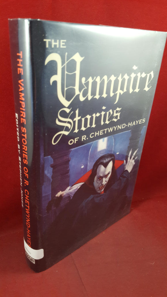 R Chetwynd-Hayes - The Vampire Stories, Fedogan & Bremer, 1997, Signed, First Edition