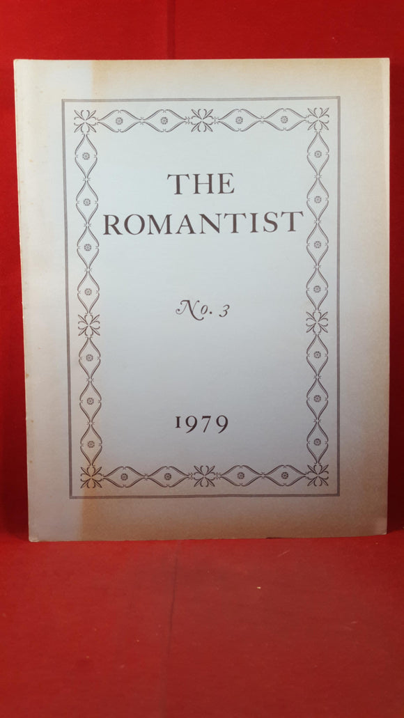 The Romantist Number 3, F Marion Crawford Memorial Society, 1979, Limited