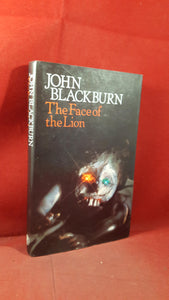 John Blackburn - The Face of the Lion, Jonathan Cape, 1976, First Edition