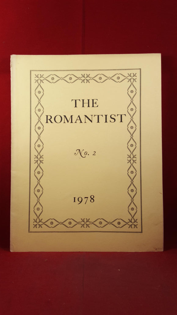 The Romantist Number 2, F Marion Crawford Memorial Society, 1978, Limited