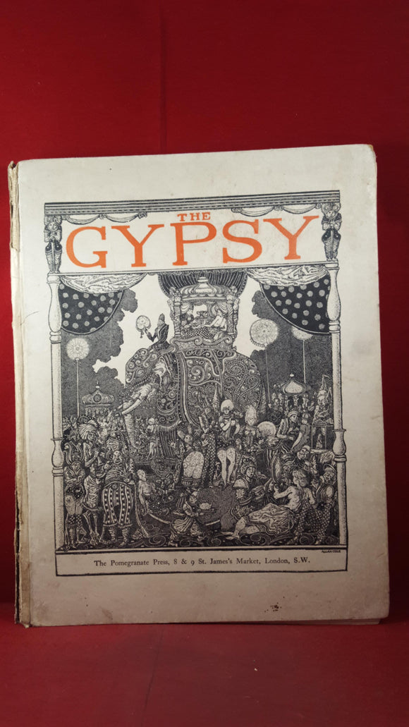 The Gypsy Volume 1 Number 1 May 1915, Pomegranate Press