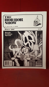 The Horror Show - An Adventure In Terror, Winter 1987 Volume 5 Issue 5