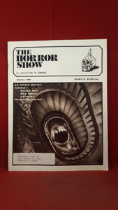 The Horror Show - An Adventure In Terror, January 1987 Volume 5 Issue 1