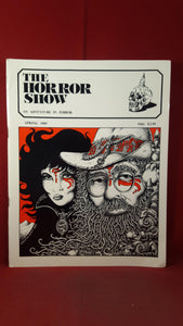 The Horror Show - An Adventure In Terror, Spring 1985 Volume 3 Issue 2