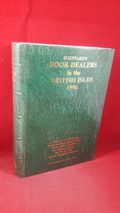 Sheppard's Book Dealers in the British Isles 1996, Richard Joseph Publishers, 1995