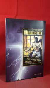 Brian Aldiss - The Ultimate Frankenstein, Dell Publishing, 1991, First Edition