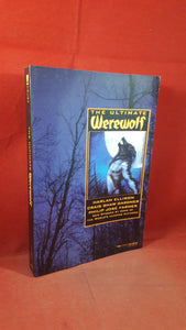 Harlan Ellison - The Ultimate Werewolf, Dell Publishing, 1991, First Edition