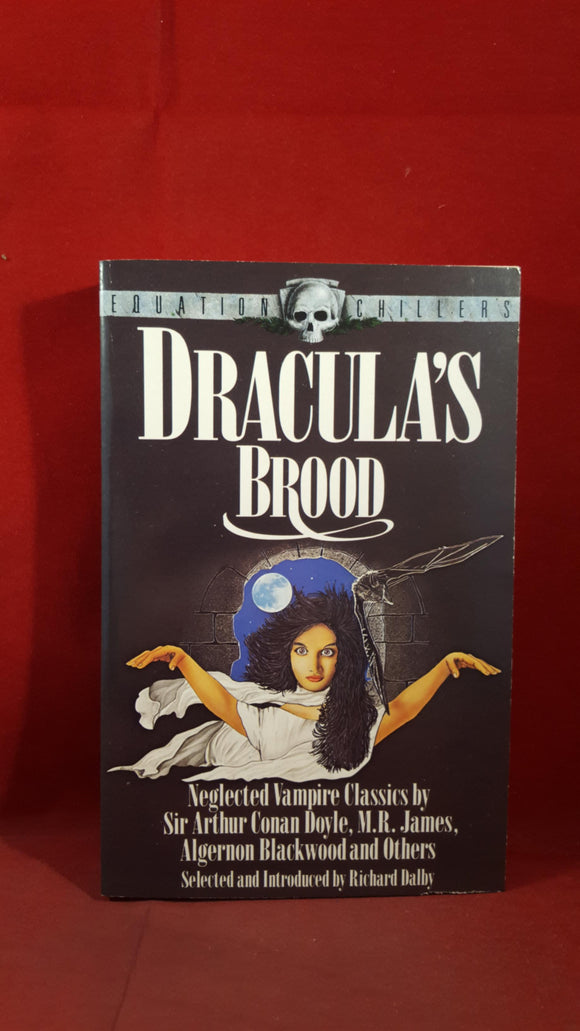 M R James - Dracula's Brood, Equation Chiller, 1989