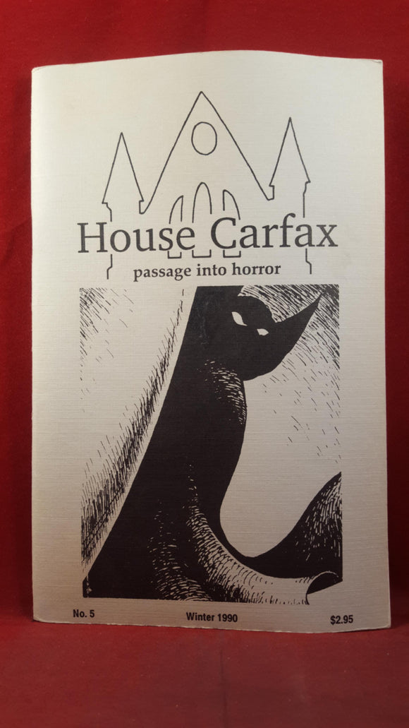 House Carfax Magazine Number 5 Winter 1990