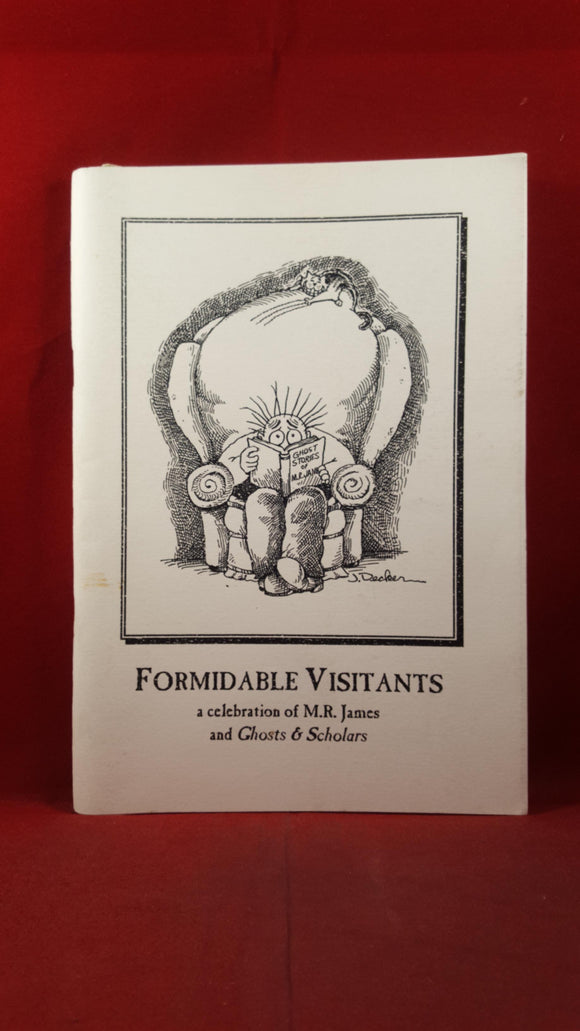 Roger Johnson - Formidable Visitants, Pyewacket Press, 1999