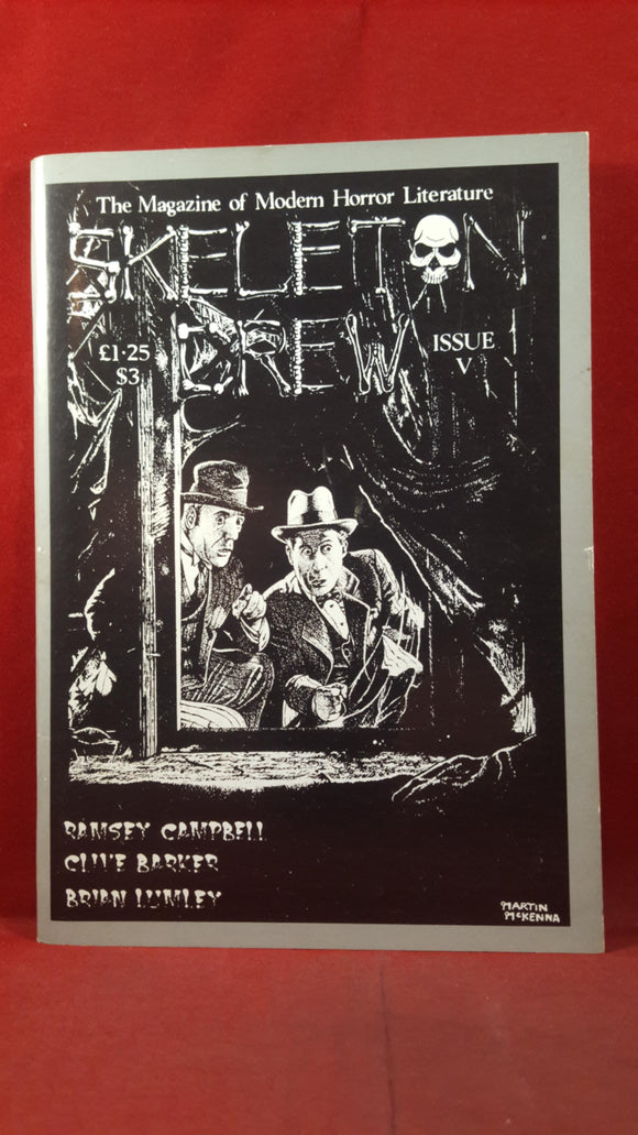 Skeleton Crew Issue V 1990