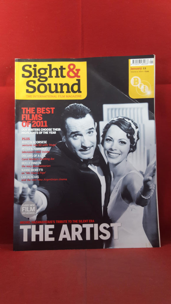 Sight & Sound  Volume 22 Issue 1 January 2012