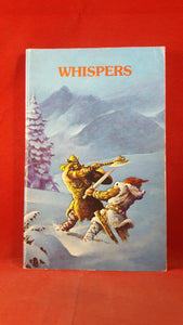 Whispers Volume 4 Number 1-2 Whole Number 13-14 October 1979, Signed