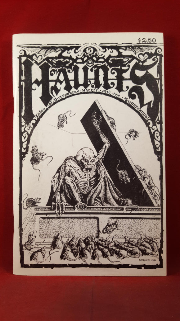 Haunts 5, Volume 2 Issue 4, 1986