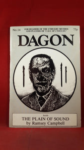 Dagon No. 14 September-October 1986, Ramsey Campbell