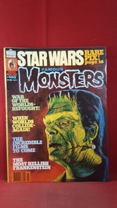 Famous Monsters Of Filmland Number 140 January 1978