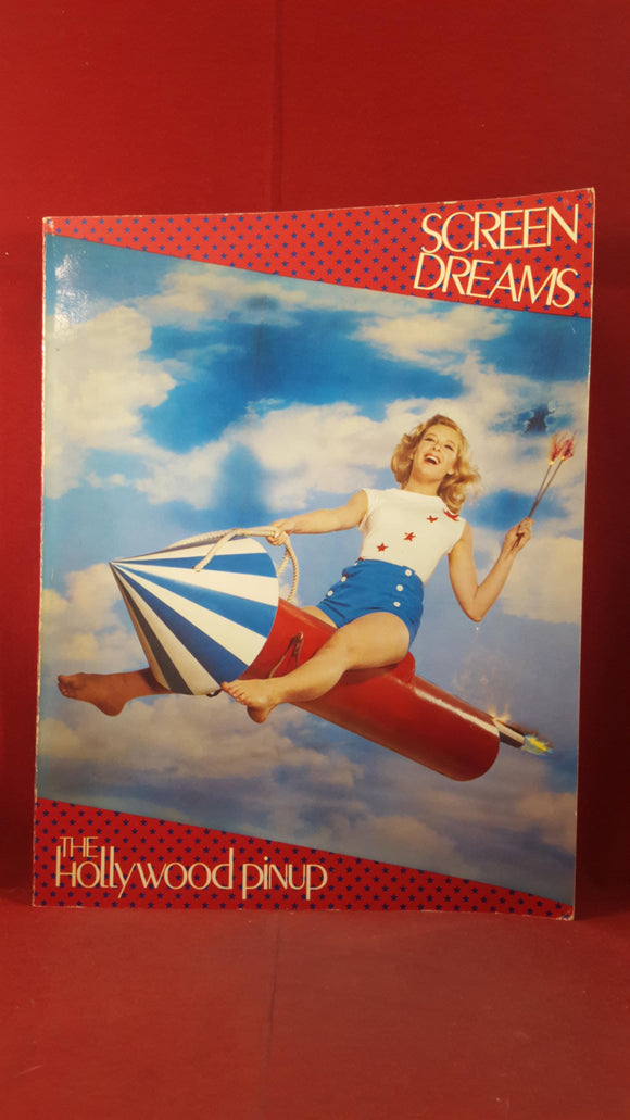 Screen Dreams - The Hollywood Pinup, Delilah Book, 1982
