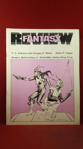 Fantasy Review Number 83 - September 1985,  Volume 8, No. 9