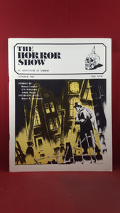 The Horror Show - An Adventure In Terror, Summer 1985, Issue 3, Ramsey Campbell