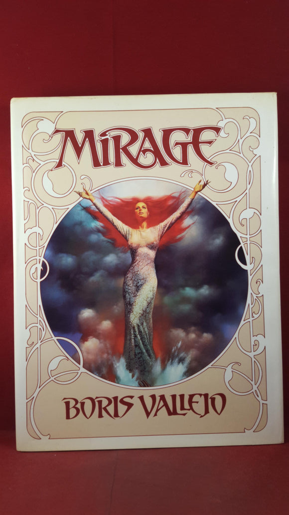 Boris Vallejo - Mirage, Ballantine Books, 1982, First Edition