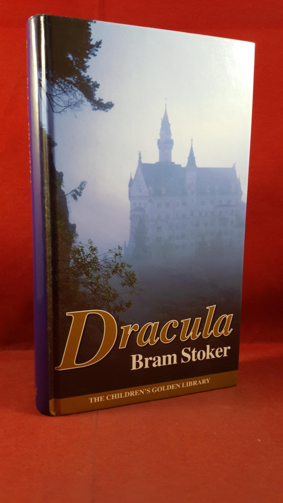 Bram Stoker - Dracula, The Children's Golden Library, 2003