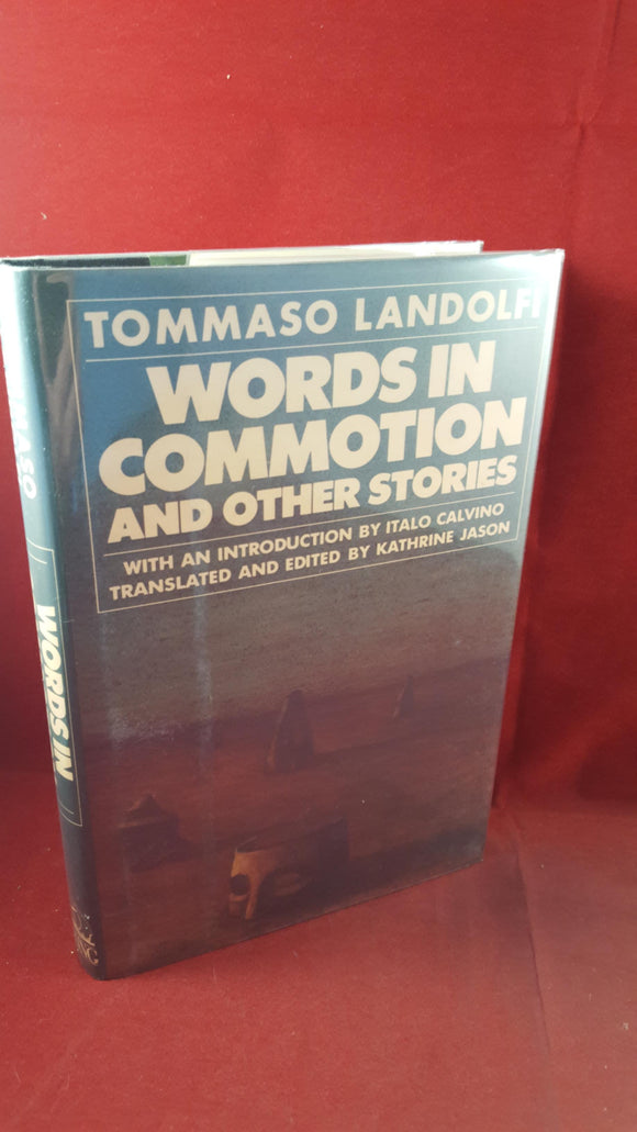 Tommaso Landolfi - Words In Commotion & other stories, Viking Penguin, 1986