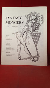 Fantasy Mongers Number 12 Autumn 1984
