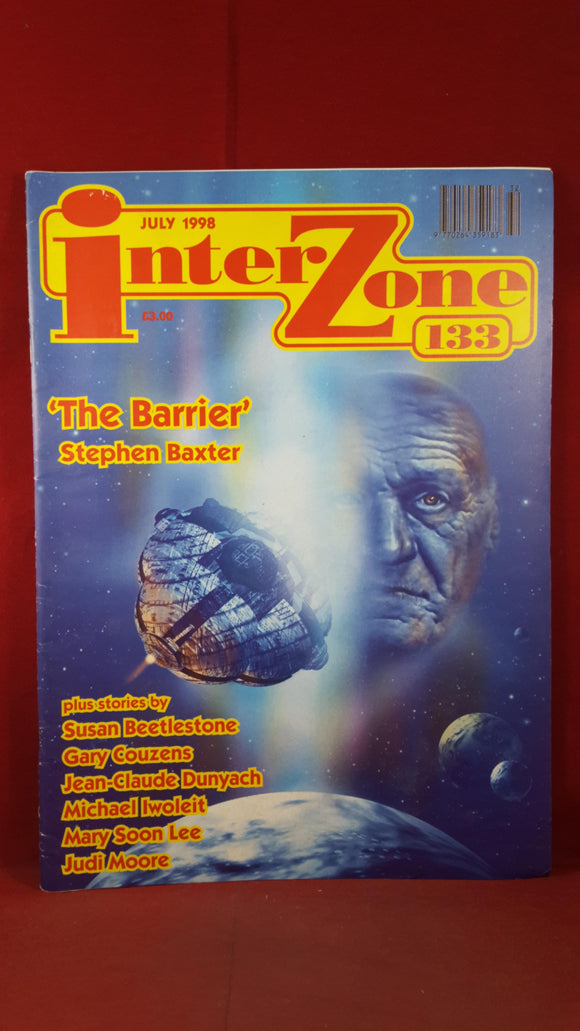 David Pringle - Interzone Science Fiction & Fantasy, Number 133, July 1998