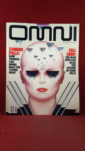 OMNI magazines Volume 8 Number 5, & February 1979
