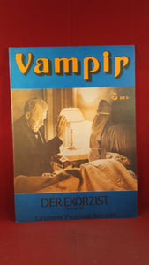 Vampir Number 8 October 1974, German Magazine