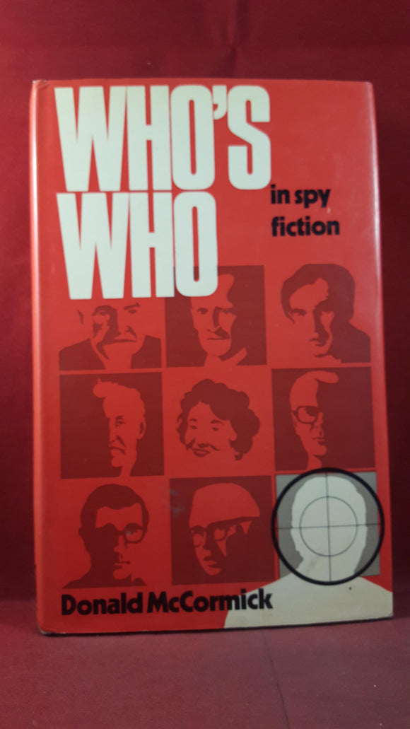 Donald McCormick - Who's Who in spy fiction, Elm Tree Books, 1977