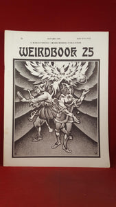 W Paul Ganley - Weirdbook 25, 1990