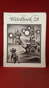 W Paul Ganley - Weirdbook 28, 1993