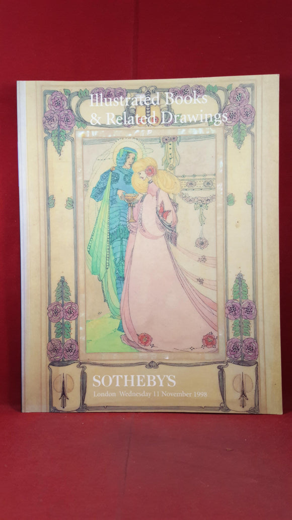 Sotheby's Auction - Illustrated Books & Related Drawings 11 November 1998