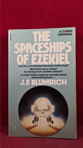 J F Blumrich - The Spaceships of Ezekiel, Corgi Original, 1976