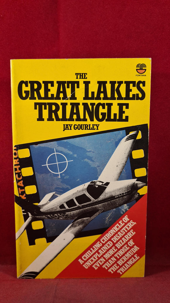 Jay Gourley - The Great Lakes Triangle, Fontana, 1977, First GB Edition, Paperbacks