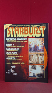 Starburst Volume 2 Number 6 1979, Marvel Comics