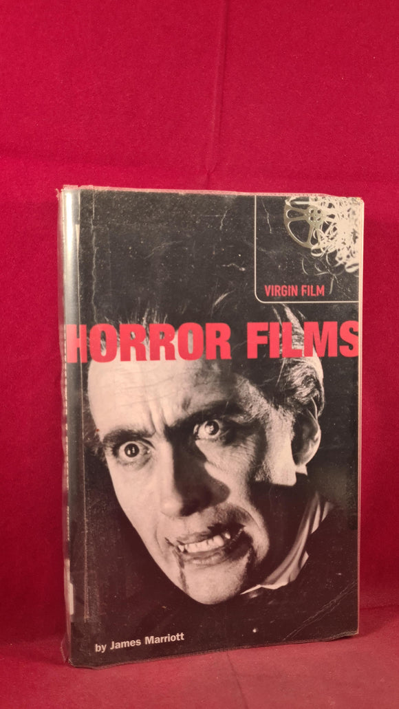 James Marriott - Horror Films, Virgin Books, 2004, Paperback