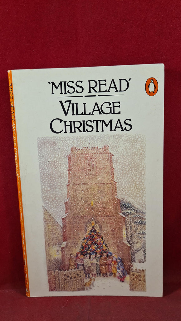 Miss Read - Village Christmas, Penguin Books, 1985, Paperbacks