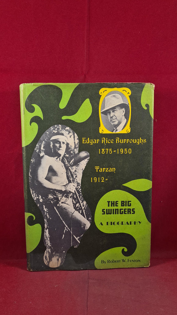 Robert W Fenton - Edgar Rice Burroughs - Tarzan - The Big Swingers, Prentice-Hall, 1967